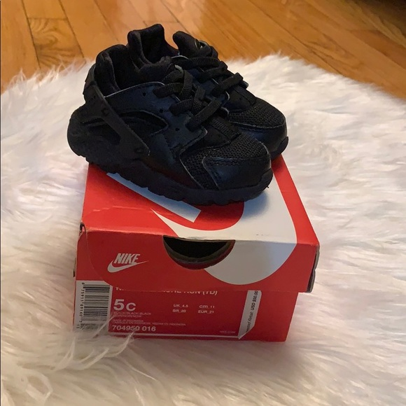 Nike Shoes | Huarache 5c Black | Poshmark